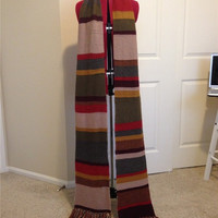 Doctor Who 4th Doctor Tom Baker 12' Scarf = 1958176708
