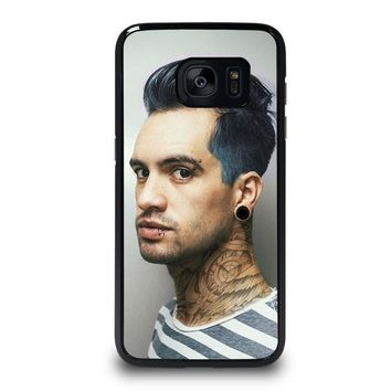BRENDON URIE Panic at The Disco Samsung Galaxy S7 Edge Case Cover