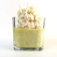 Banana Pudding Gourmet Jar Candle