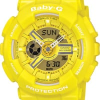 BA110BC-9A - Baby-G White - Womens Watches | Casio - Baby-G