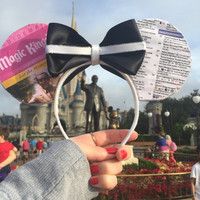 Magic Kingdom Map Ears
