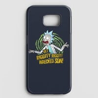 Rick And Morty Stupid Face Samsung Galaxy Note 8 Case