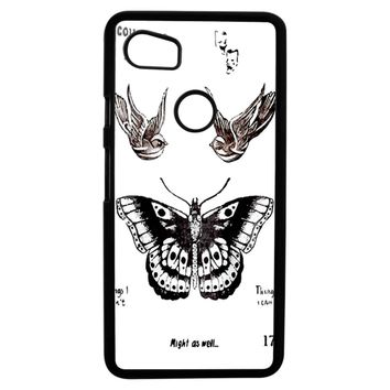 Tattoo Harry Style One Direction Google Pixel 2XL Case