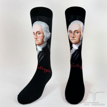 George Washington SOCKS