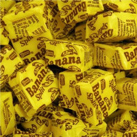Banana Split Chews 1/2 lb Bulk