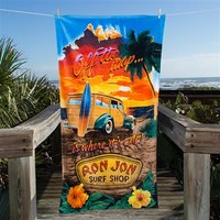 Ron Jon Off The Map Towel - 34