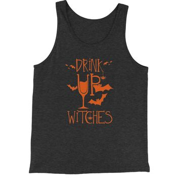 Drink Up Witches Jersey Tank Top for Men