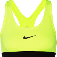 Nike - Pro Fierce Dri-FIT stretch-jersey sports bra