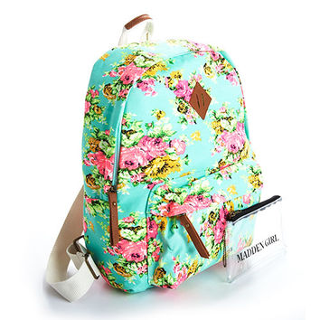 Madden Girl Backpack - Neon Multi