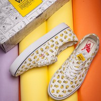 Vans X Peanuts Authentic Yellow Sneaker