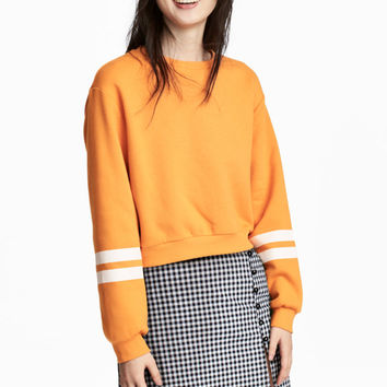 H&M Short Sweatshirt $17.99