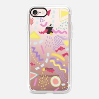 Festival mood iPhone 7 Case by Vasare Nar   Casetify