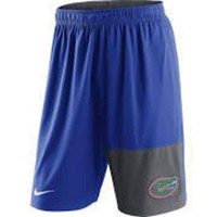 ONETOW NCAA Florida Gators Nike Royal Dri-FIT Fly Shorts Men's
