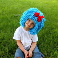 Halloween Costume, thing costumes, Costumes for kids, thing Wig Dr. Suess Inspired Thing 1 Thing 2 Hat Twins Halloween or Pageant Costume