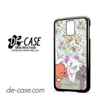 Disney Cats For Samsung Galaxy S5 Case Phone Case Gift Present