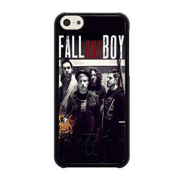 FALL OUT BOY PERSONIL iPhone 5C Case Cover