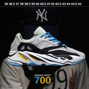 VON3TL Sale Kanye West x Adidas Calabasas Yeezy Boost 700 Runner Sport Shoes Running Shoes B75575