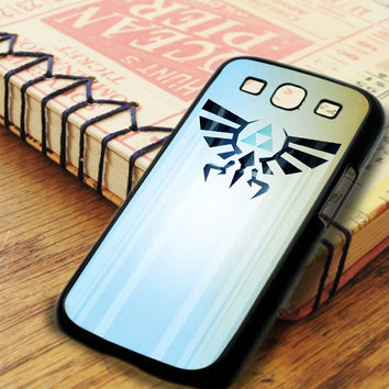 The Legend Of Zelda Hyrule Art Samsung Galaxy S3 Case