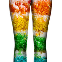 Rainbow Cake Leggings