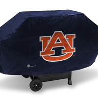 NCAA Auburn Tigers Deluxe Grill Cover