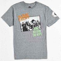 Public Enemy Hype Tee