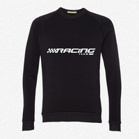 racing team 1f1 fleece crewneck sweatshirt