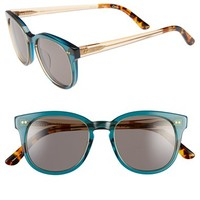 Women's TOMS 'Dodoma' 51mm Vintage Keyhole Sunglasses