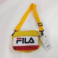 FILA Woman Men Fashion Shoulder Bag Crossbody Waist Bag