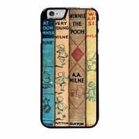 winnie the pooh set book case for iphone 6 plus 6s plus
