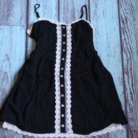 Darling Doll's Black Dress