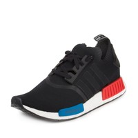 Adidas Mens NMD Runner PK Black/Blue-Red S79168