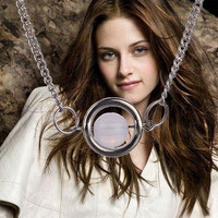 Twilight Saga necklace Bella Opal necklace