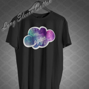 JC Caylen T-Shirt JC Caylen Shirt Cloud New Galaxy Style Men Women Black White