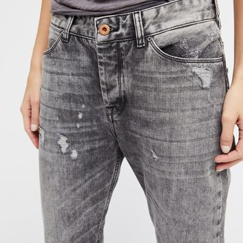 Free People L'Adorable Boyfriend Jeans