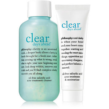 Philosophy Mini Clear Days Ahead Set | Ulta Beauty
