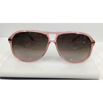 MARC BY MARC JACOBS MMJ 239/S JE6K8 PINK PLASTIC AVIATOR SUNGLASSES FRAME NEW
