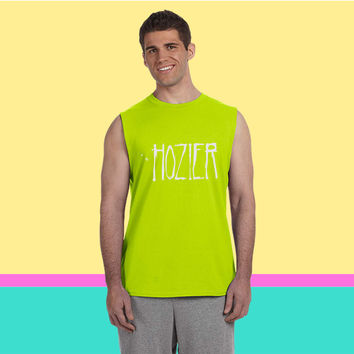hozier Sleeveless T-shirt