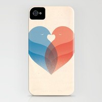 Lovebirds iPhone Case by Paul Vizzari | Society6