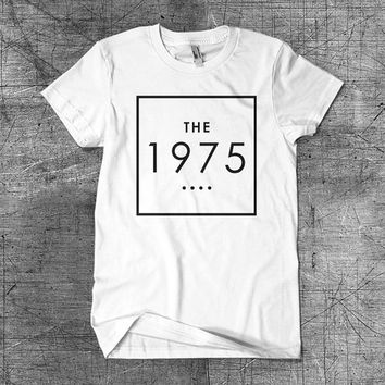 T Shrit Men-T Shirt Women-Clothing-Screen Print-The 1975 Band