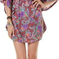 BILLABONG ISLAND HOPPER DRESS