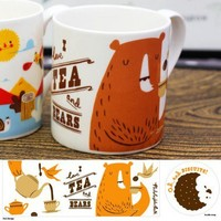 Tea and Bears mug - Soma Gallery