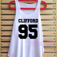 5 SOS tank top five 5 seconds of summer 5sos Michael Clifford 95 shirt singlet loose fit clothing vest tee tunic - size S M L