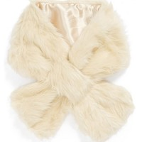 BP. Faux Fur Collar (Juniors) | Nordstrom