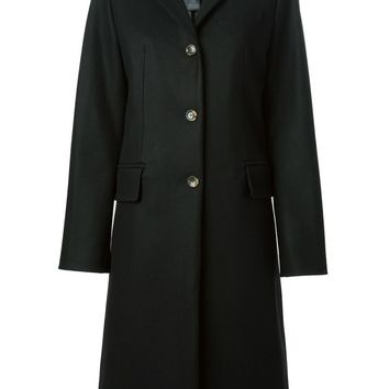 Marc By Marc Jacobs classic straight fit coat
