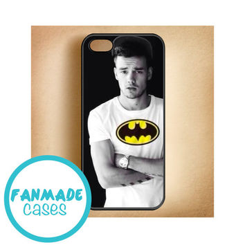 Liam Payne batman iPhone 4/4s 5/5s/5c & iPod 4/5 Rubber Case