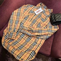 burberry Women  Casual Long Sleeved Shirt