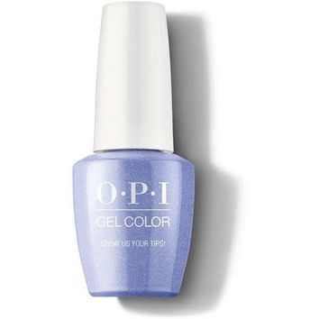 OPI GelColor - Show Us Your Tips! 0.5 oz - #GCN62