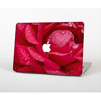 The Drenched Red Rose Skin for the Apple MacBook Air 13""