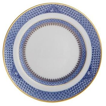 MOTTAHEDEH Indigo Wave Dinnerware Collection