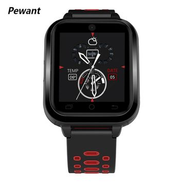 2018 New Smart Watch 4G Android 6.0 With MTK6737 Quad Core Smartwatch Heart Rate Monitor 1GB RAM 8GB ROM Smart-watch